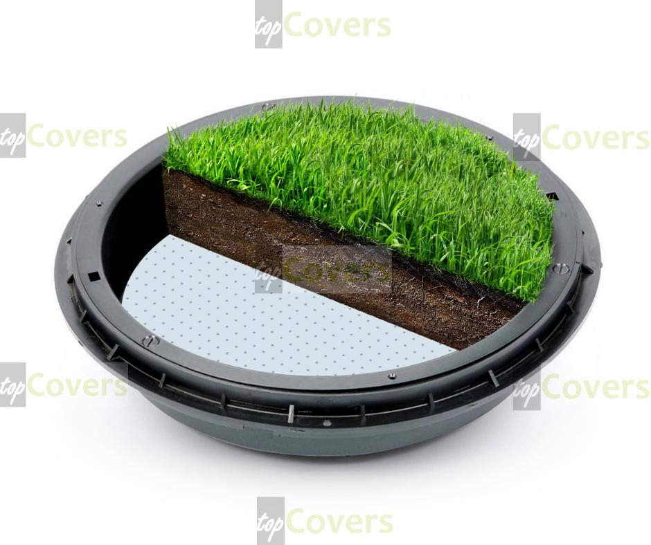 POLYPROPYLENE GRASS TOP COVERS